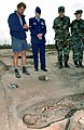 Andrew Tester and Col. Richard T. Devereaux at RAF Mildenhall.jpg