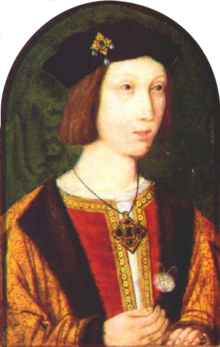 Anglo-Flemish School, Arthur, Prince of Wales (Granard portrait) -003.png