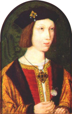 Philip Mould - Portrait of Arthur, Prince of Wales (1486–1502) reidentified by Mould