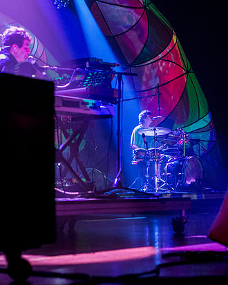 Animal Collective - Animal Collective performing in October 2013