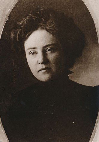 Ann Bassett - Ann Bassett Willis c. 1904