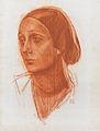 Anna Pavlova by Alexander Evgenievich Yakovlev (1887-1938).jpg