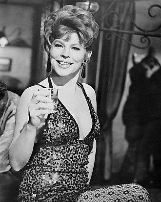 Anne Jackson - Anne Jackson in 1968.