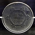 Anonimo, medaglia di vincenzo I gonzaga, 1590, in bronzo 02.jpg