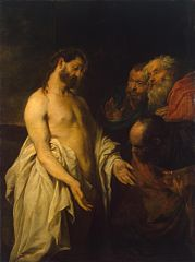 Appearance of Christ to his Disciples