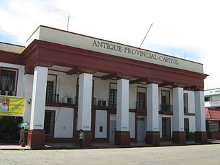 San Jose de Buenavista, Antique Municipality of the Philippines and capital of the province of Antique