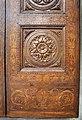 Antonio manetti, porta di accesso alc hiostro di s. lorenzo, 1460, 04.JPG