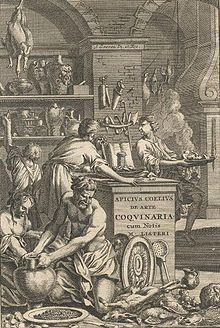 Ancient roman cuisine wikipedia the free encyclopedia for Ancient roman cuisine