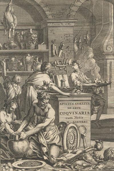 Apicius 1709