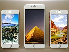 c8c93e1fc71 iPhone - Wikipedia, la enciclopedia libre
