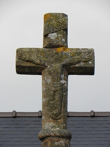 Croix Prieuré d'Ardevon (50).