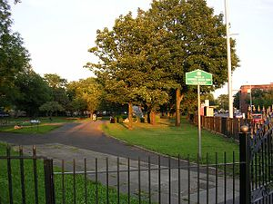 Ardwick - Image: Ardwick Green Park geograph.org.uk 48134