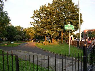 Ardwick - Image: Ardwick Green Park geograph.org.uk 48134
