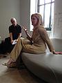 Arianna Huffington - El Huffington Post, presentación en Madrid (7163800145).jpg
