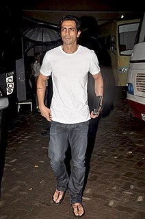 Arjun Rampal filmography Filmography of Indian actor Arjun Rampal