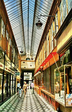 image illustrative de l'article Passage Jouffroy
