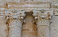 Arkadi Monastery - Capitals of the church.jpg
