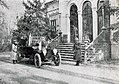 Armata 9 germana - Album foto - Focsani - armistitiu - sosirea generalului rus Kelcevski la Focsani.jpg