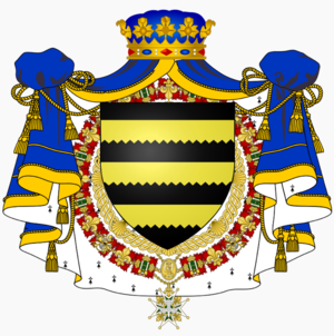 Duke of Brissac - Arms of the Dukes of Brissac