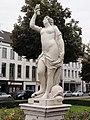 Arnhem Rijksmonument 516718 beeld Amphitrite thv Jansbuitensingel 16.JPG