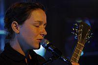 Arone Dyer (Buke) (Buke & Gase) (Haldern Pop Festival 2013) IMGP5861 smial wp.jpg