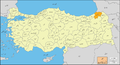 Artvin-Provinces of Turkey-Urdu.png