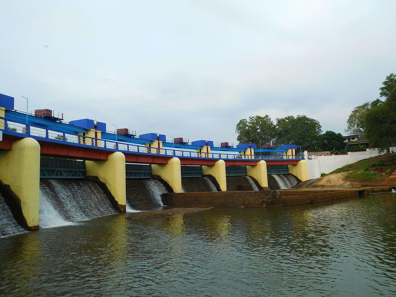 Aruvikkara Dam in Kovalam