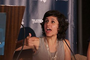 Hey Ash, Whatcha Playin'? - Ashly Burch in 2013