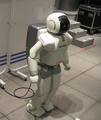 Bipedalism - ASIMO - a bipedal robot