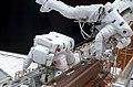 Astronauts John M. Grunsfeld and Richard M. Linnehan (27990756956).jpg