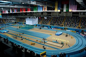 2012 IAAF World Indoor Championships - The Ataköy Athletics Arena.