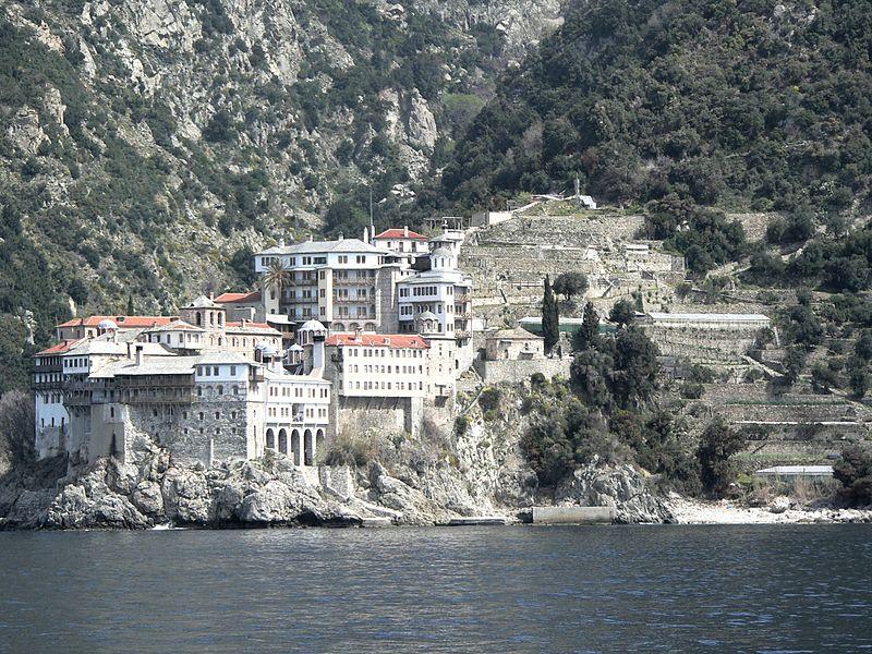 Monasterio de Gregoriou