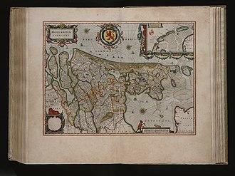 Atlas Maior - Atlas Blaeu - Erfgoed Leiden en Omstreken