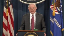 File:Attorney General Sessions Statement on Recusal.webm