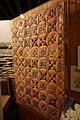 Audie Murphy American Cotton Museum July 2015 23 (1930s cotton quilt).jpg