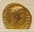 Augusto, aureo, 27 ac.-14 dc ca. 12.JPG