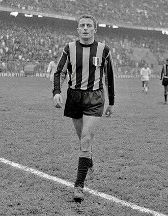 Aurelio Milani - Milani with Inter Milan in the 1963–64 season