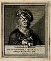 Aureolus Theophrastus Bombastus von Hohenheim (Paracelsus). Wellcome V0004448.jpg