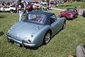 Austin Healey 3000 BN7 1960 RSideRear LakeMirrorClassic 17Oct09 (14597244041).jpg