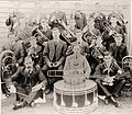 Australia Wycheproof Brass Band, 1913.jpg