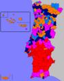 Autárquicas portuguesas de 1982 (Mapa Câmara).png