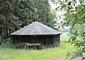 Auw bei Prüm (Eifel); Grillhütte a.jpg