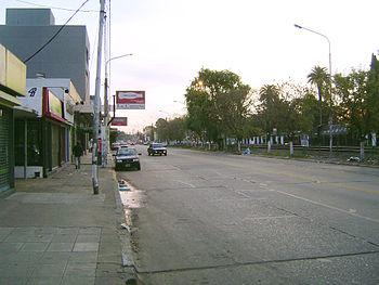 Avenida rivadavia en ramos mejia la matanza