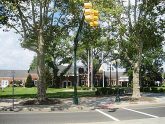 Avon-by-the-Sea, New Jersey - Municipal building