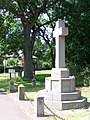 Awbridge war memorial - geograph.org.uk - 845573.jpg