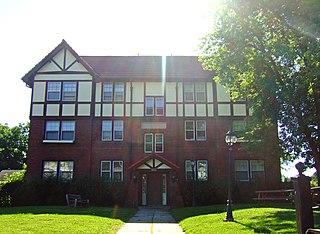 Ayrshire Apartments United States historic place