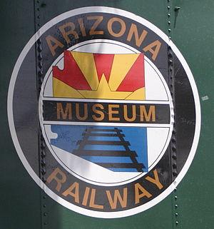 Arizona Railway Museum - Image: Az rrm logo
