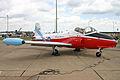 BAC Jet Provost T5A XW354 (G-JPTV) (6623649241).jpg