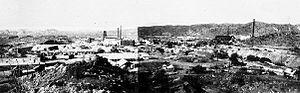 Swansea, Arizona - Swansea, circa 1920.