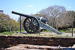 BL 5 inch cannon 1 Union Buildings Pretoria 12.jpg